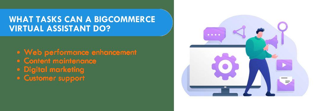 BigCommerce Virtual Assistant