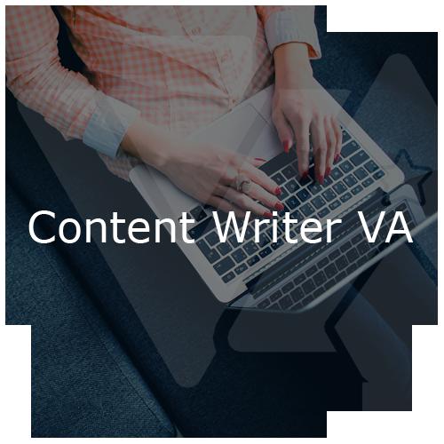 content writer va