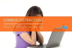 common distractions