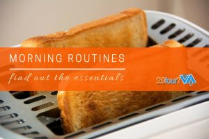 morning routines b