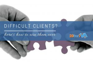 how to deal with difficult clients and win them over