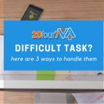 how to handle difficult tasks