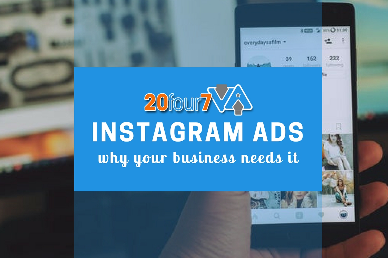 5 Reasons Why You Should Be Using Instagram to Advertise