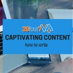 write engaging contents