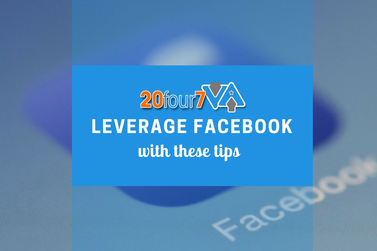 5 Ways to Leverage Facebook in Growing Your Small Business