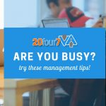5 Time Management Tips for Extremely Busy People