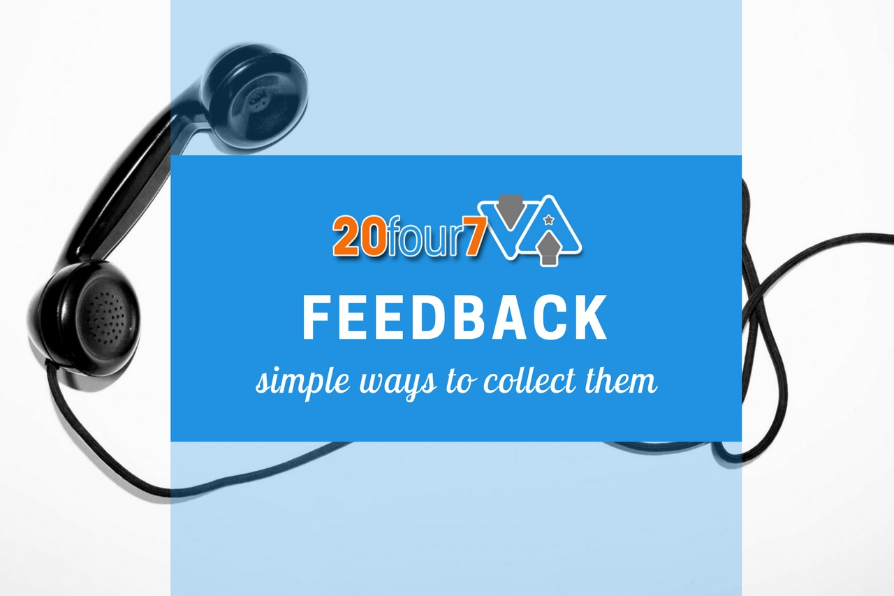 how to collect customer feedback