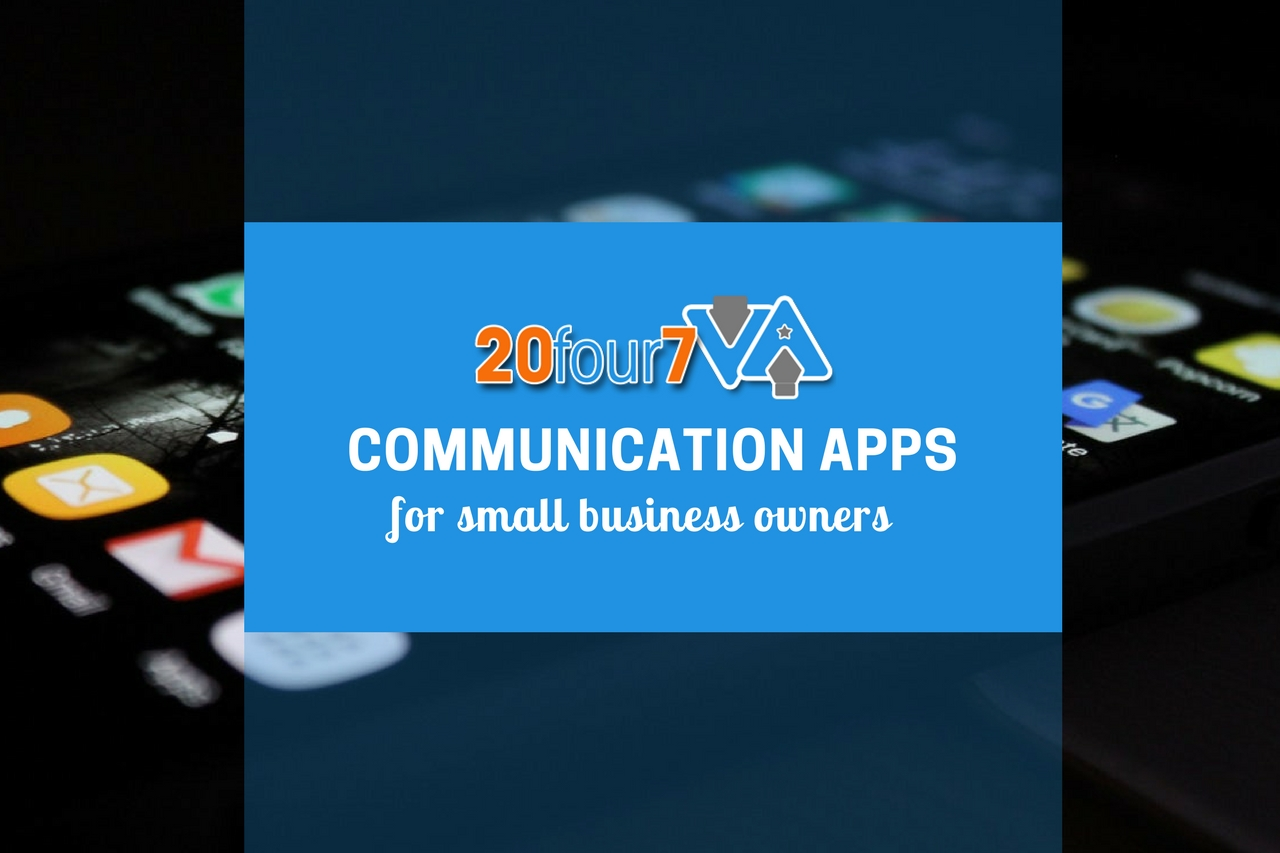 communication apps for small business owners