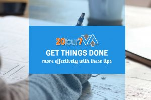 get things done with these tips