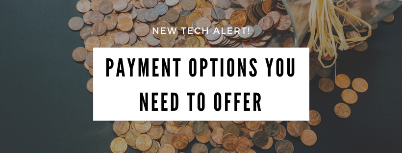 What Payment Options Should You Offer Customers