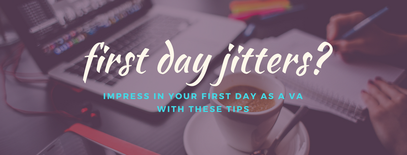 Starting Your First VA Job: Tips to Survive