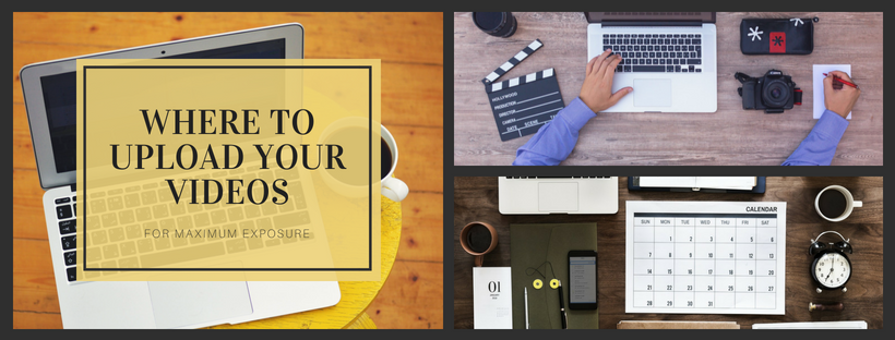 Top Video Sharing Websites for Vloggers
