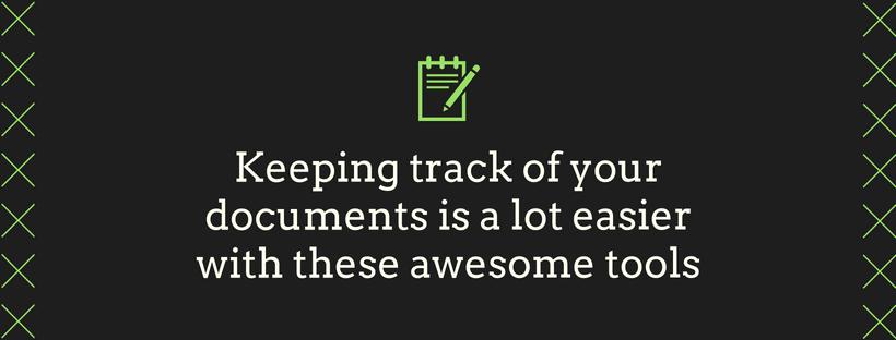 5 Tools That Make Managing Documentation Less Terrible - 20Four7VA