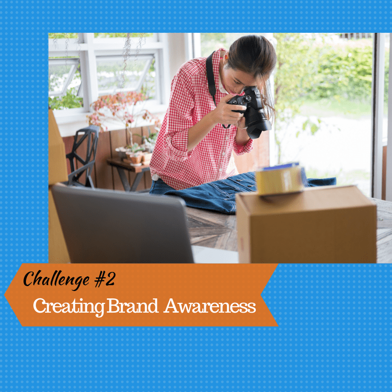 creating brand awareness
