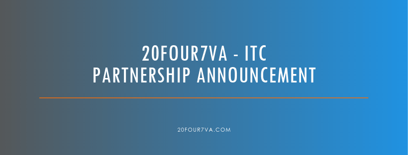 20four7VA announces partnership with ITC