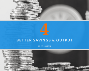 Better-Savings-&-Output