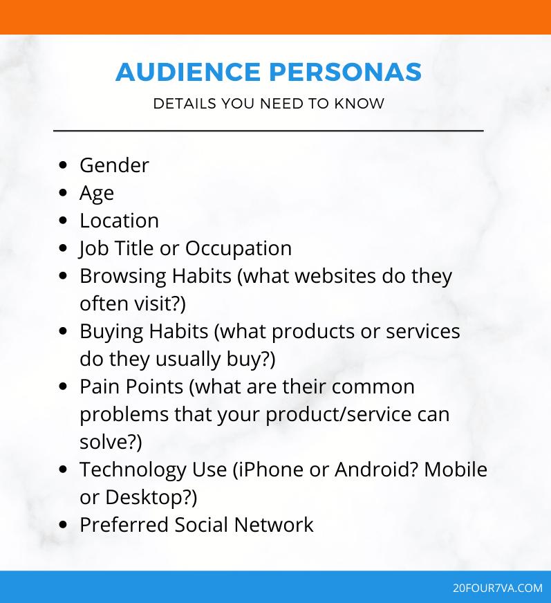 audience-personas