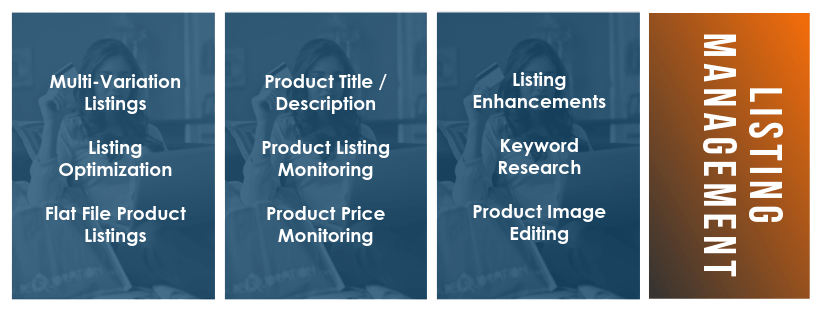 ecommerce VA tasks - listing management
