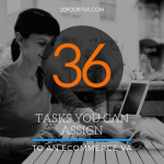 tasks an ecommerce virtual assistant can do 101 - 20four7va