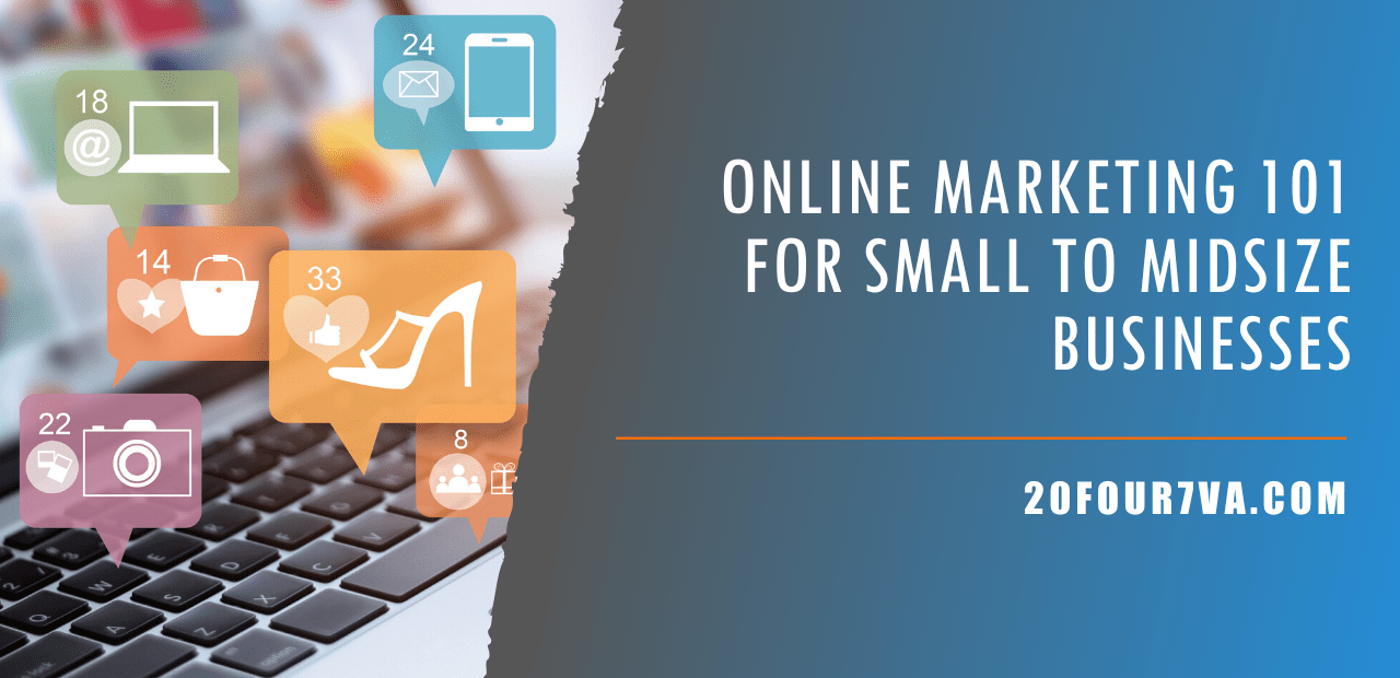 online marketing 101 for small to midsize businesses