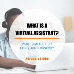 what is a virtual assistant and what do they do - 20four7VA
