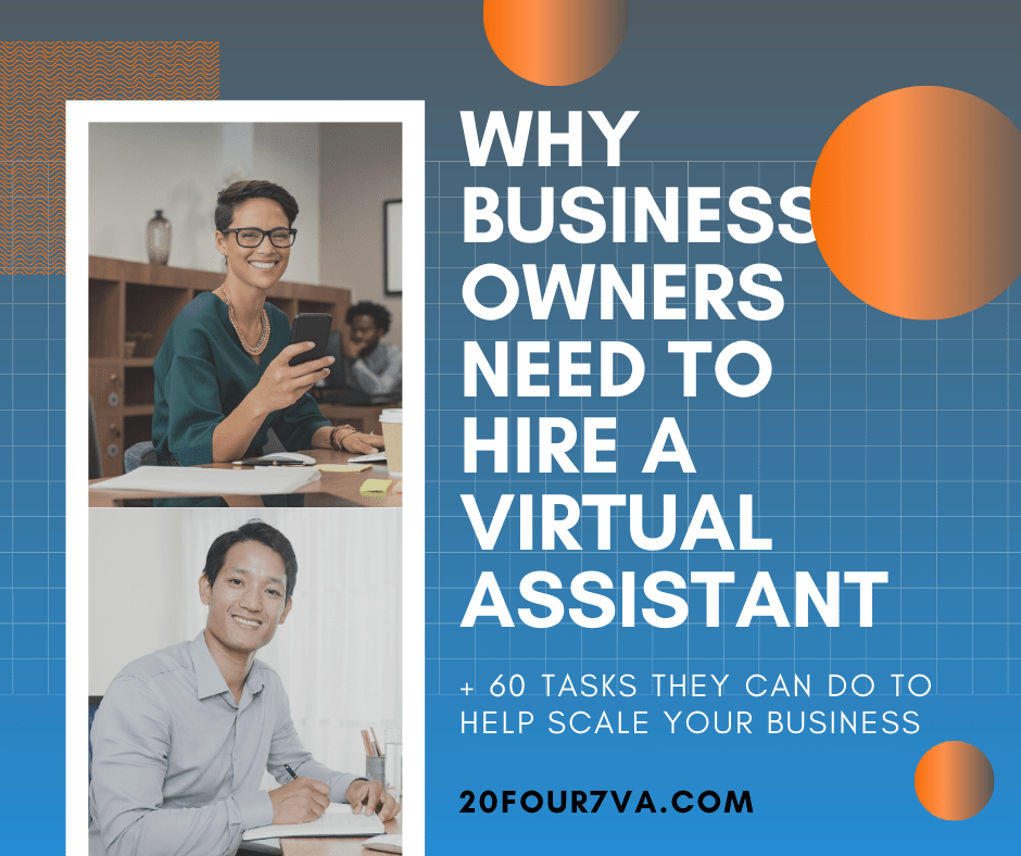 why hire a virtual assistant - 20four7VA