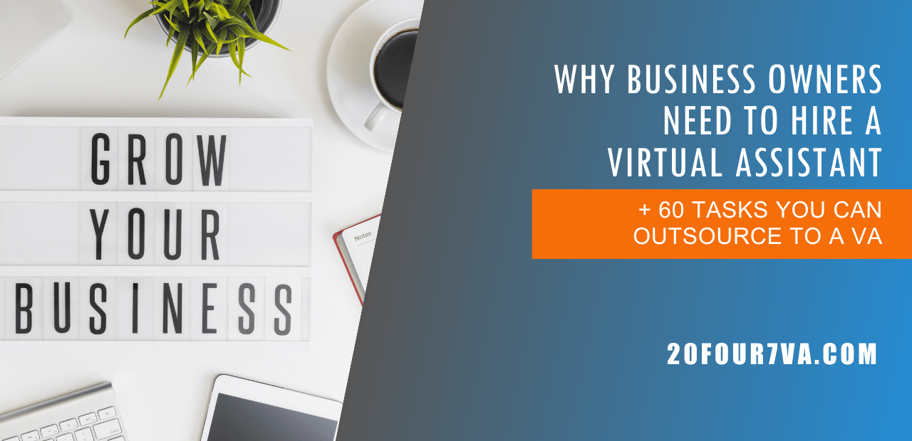 why hire a virtual assistant