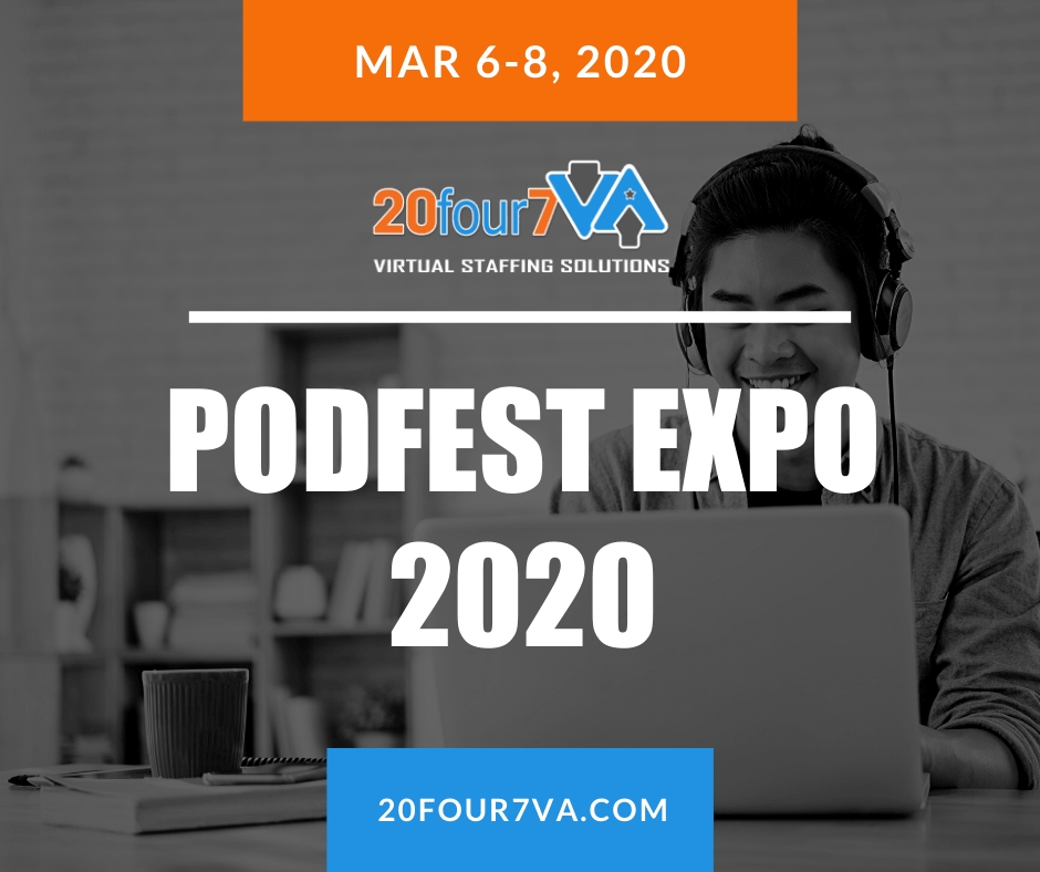 Podcast Expo 2020