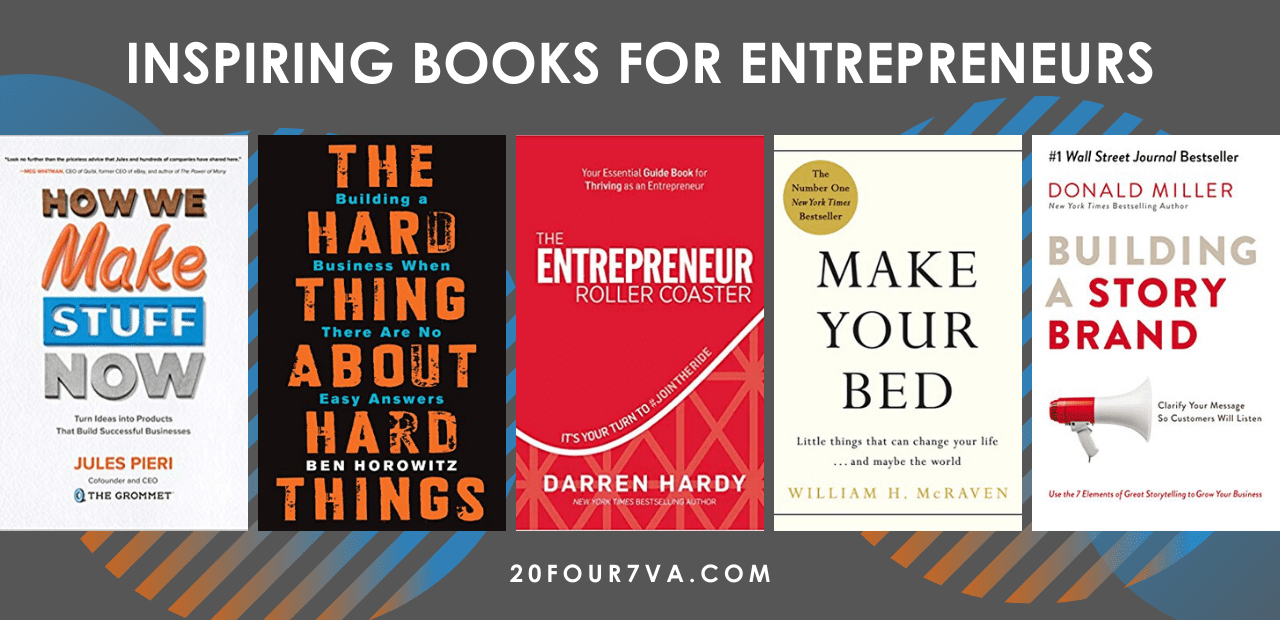 top-inspiring-books-for-entrepreneurs