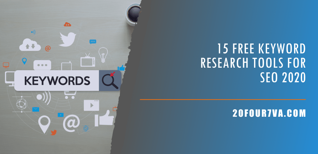 15 Free Keyword Research Tools for SEO 2020