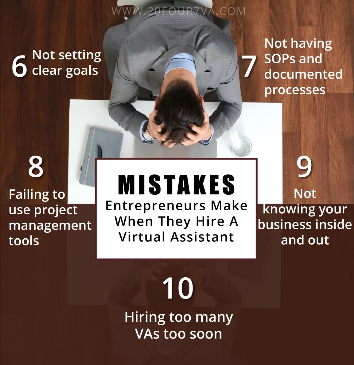 hiring a virtual assistant mistakes