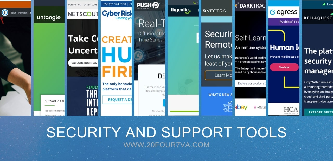 security-support-tools
