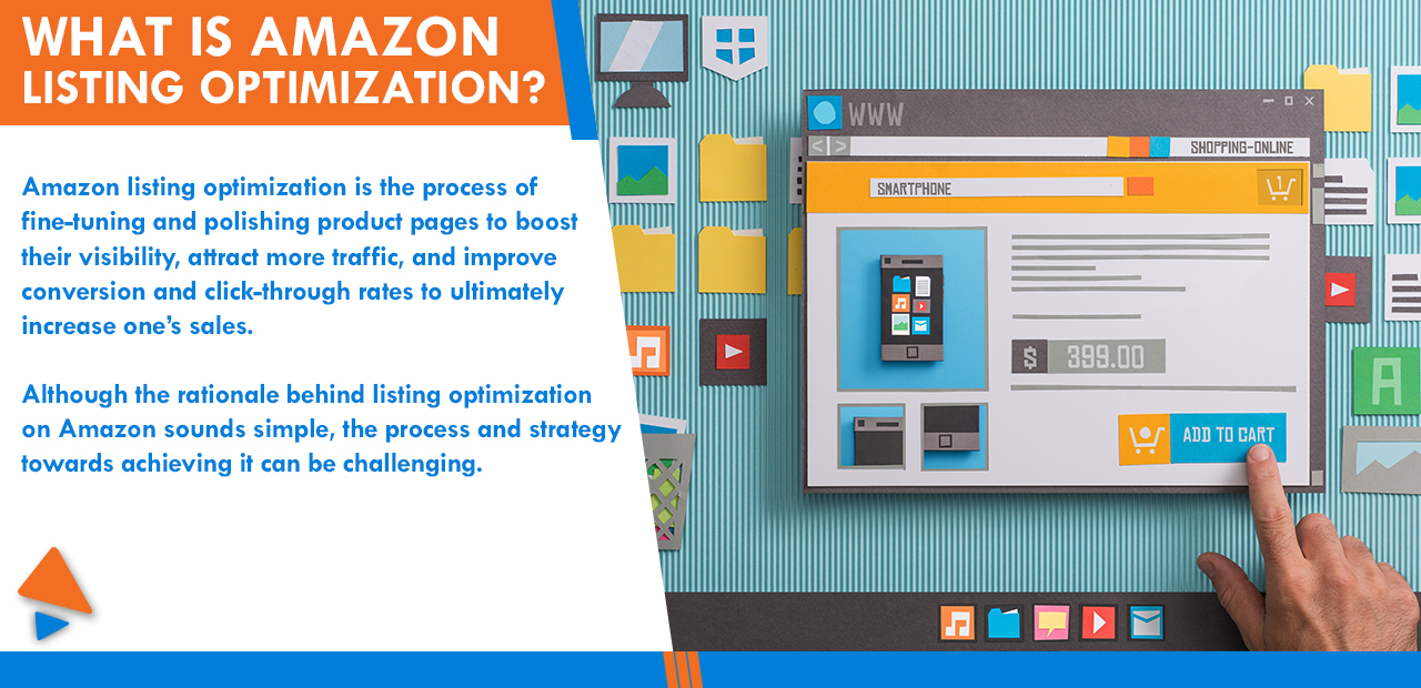 What is Amazon Listing Optimization?