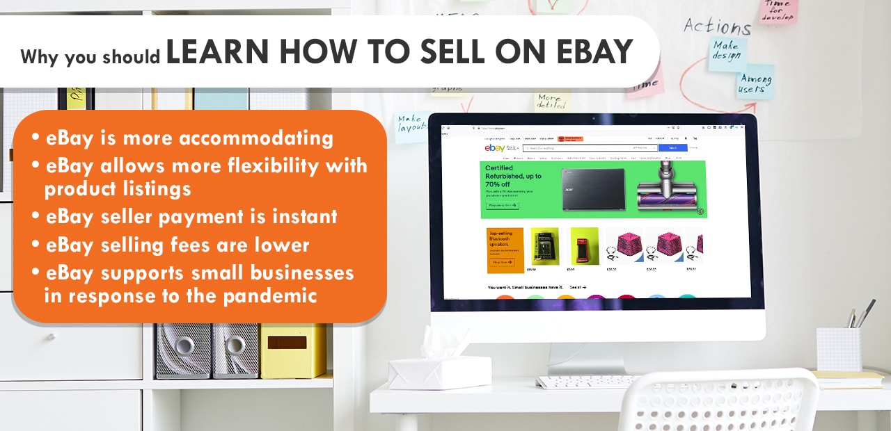 Why you should learn how to sell on eBay