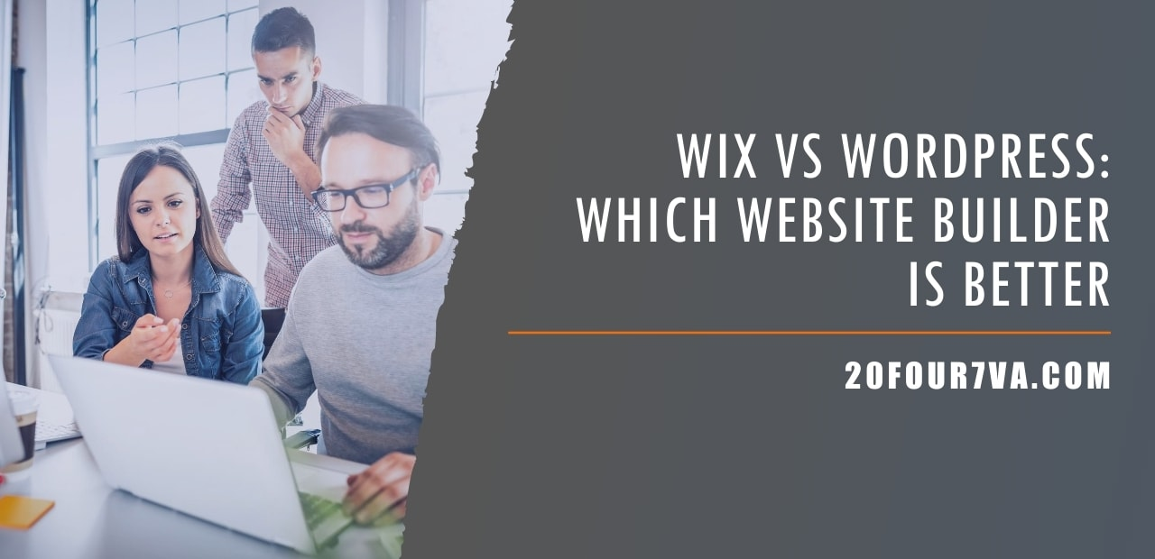Wix vs WordPress Which Website Builder Is Better