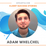 Client Success Story: Adam Whelchel