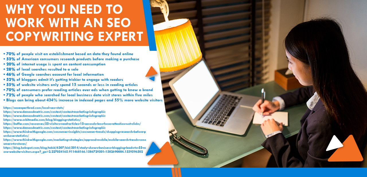 Why You Need to Work With an SEO Copywriting Expert