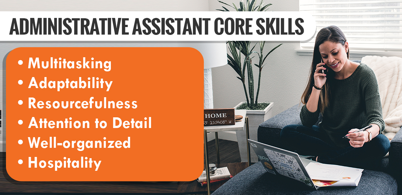 Administrative Assistant Core Skills