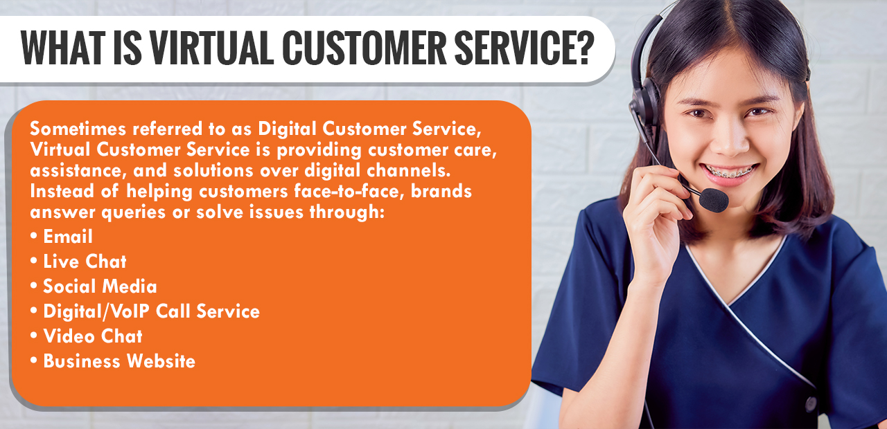 What is Virtual Customer Service?
