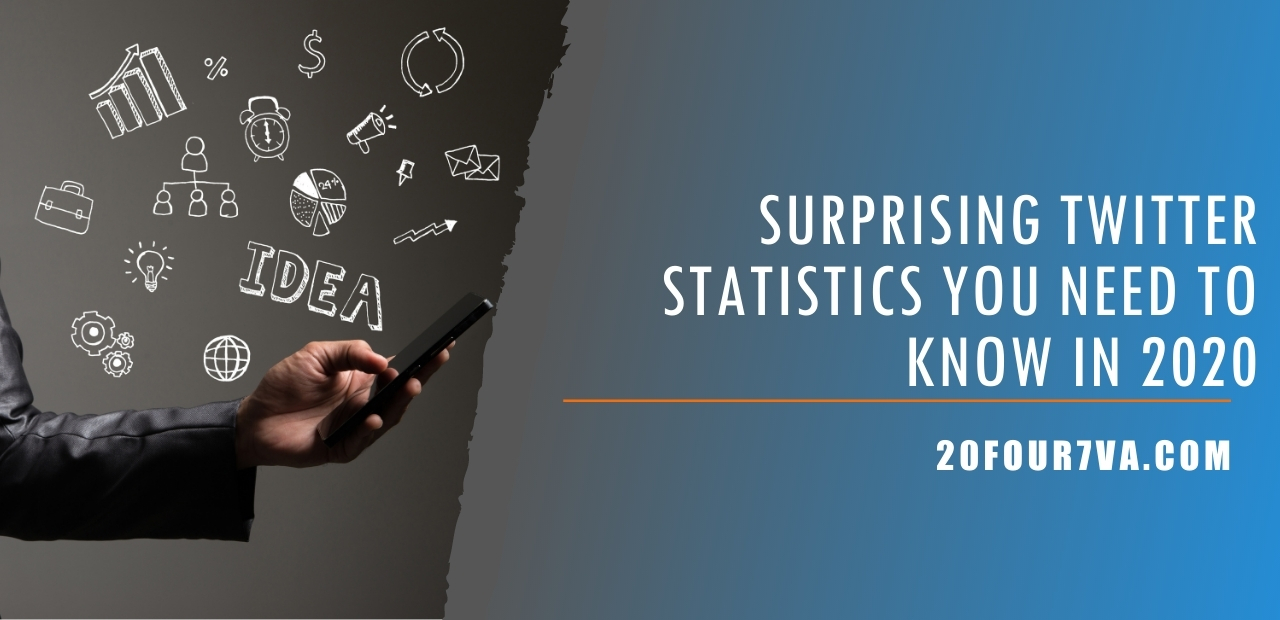 Surprising Twitter statistics you need to know in 2020