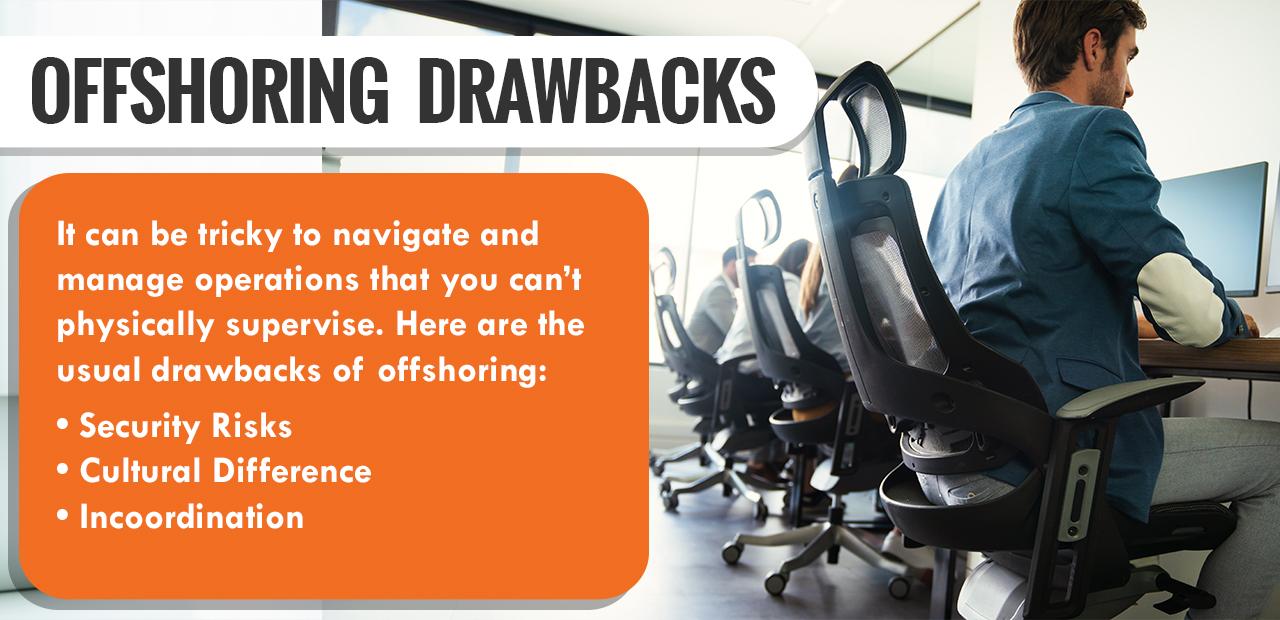 Offshoring Drawbacks