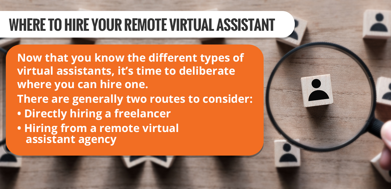 Where to Hire Your Remote Virtual Assistant