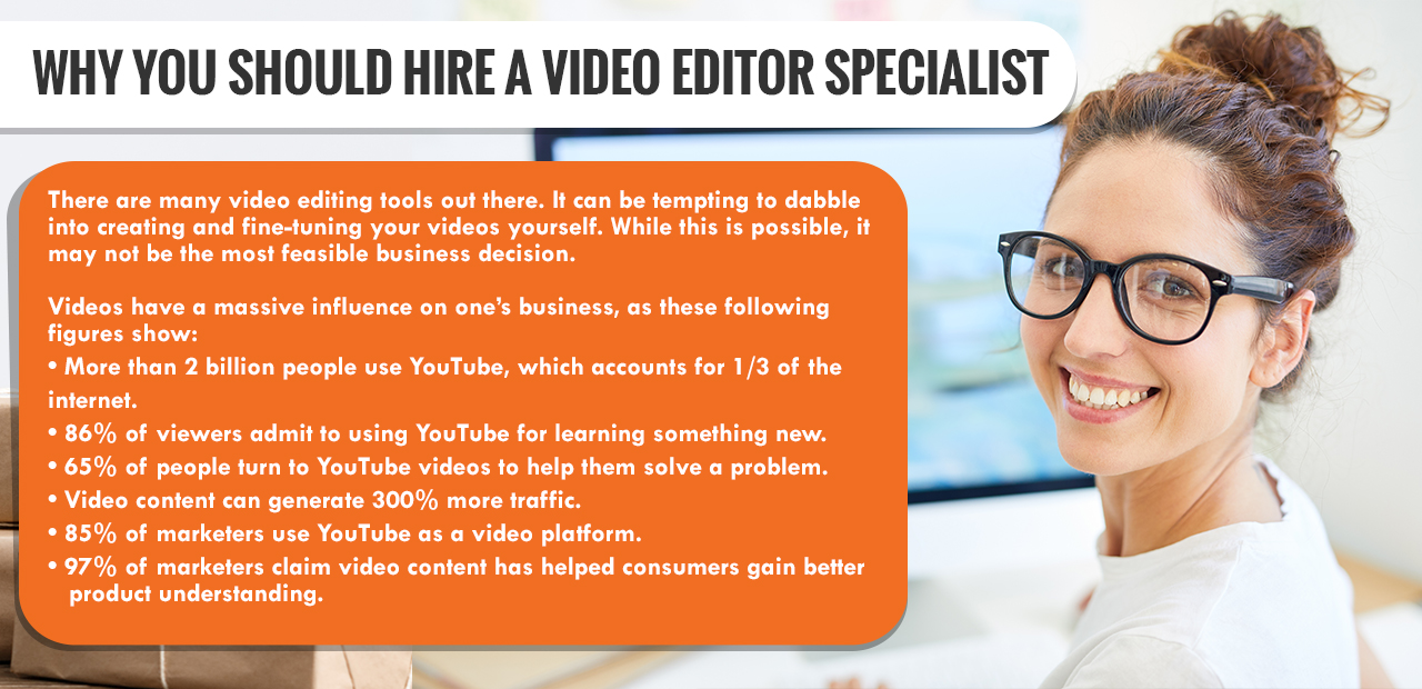 Why You Should Hire A Video Editor Specialist