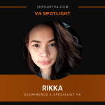 VA Spotlight: Meet Rikka