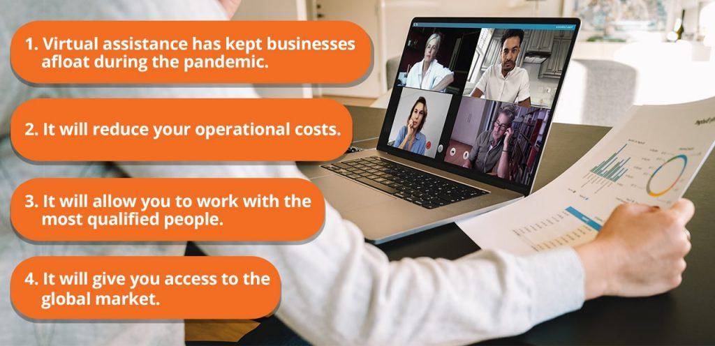 Virtual assistant Australia benefits