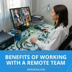 Benefits of Working with a Remote Team Featured Image 20four7VA