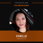 VA Spotlight: Marichelle, Amazon VA