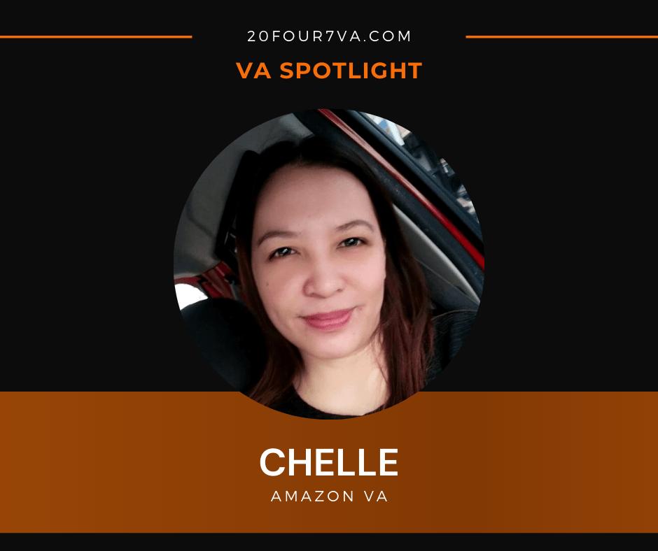 Chelle VA Spotlight 20four7VA