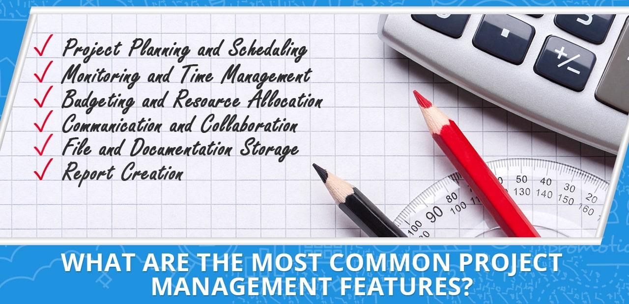 Common Project Management Features 20four7VA