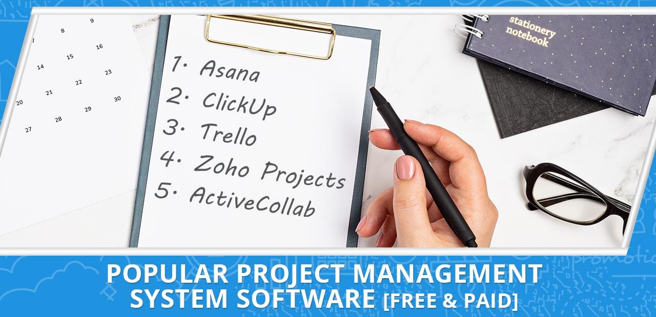 Popular Project Software Examples 20four7VA